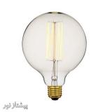 چراغ سقفی دو لامپ SC890 شیله
