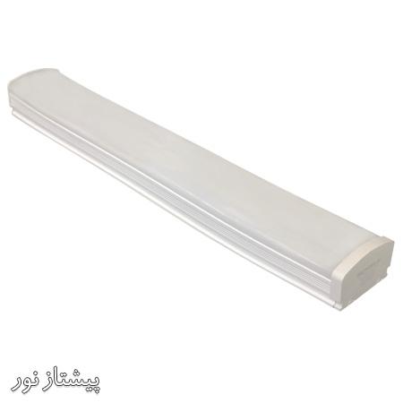 چراغ خطی (براکت) SMD روکار 60 وات 120 سانتیمتر شیله