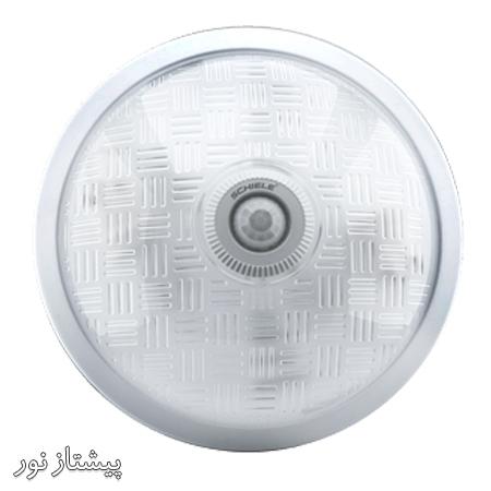 چراغ سقفی سنسوردار پلاستیکی SC886 شیله
