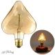 لامپ ادیسونی قلب تنگستن پیشتاز نور