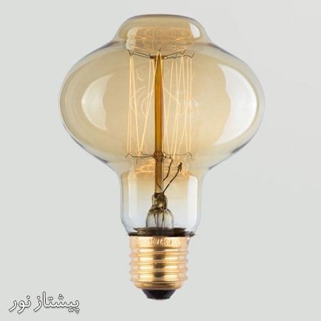 لامپ ادیسونی لنترن L80 تنگستن صاف