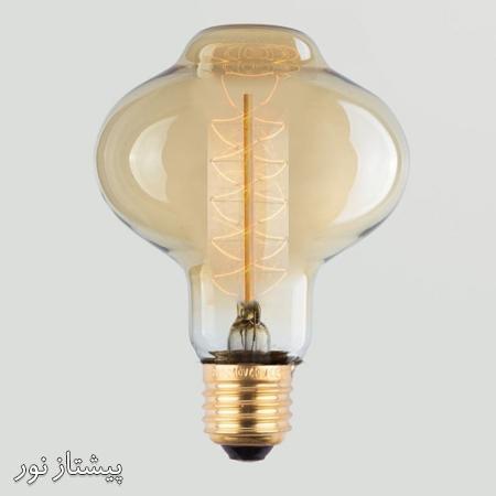 لامپ ادیسونی لنترن L80 تنگستن پیچی